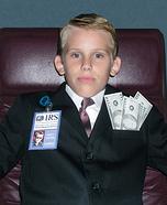 IRS Agent Costume