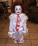 Baby IT Homemade Costume