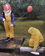 IT and Georgie Homemade Costume