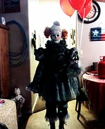 IT Clown Homemade Costume