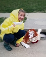 IT Movie Homemade Costume