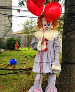 IT Pennywise Homemade Costume