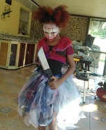 IT the Clown Homemade Costume