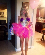 It's not Halloween without a Party! Homemade Costume