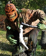Jack-O-Rotten Costume