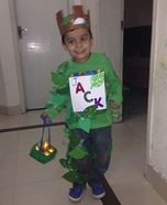 Children's book Halloween costumes - Jack and the Beanstalk Costume