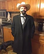 Jack Daniels Homemade Costume
