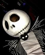 Jack Skellington Homemade Costume