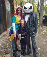 Jack Skellington and Sally Costume