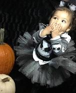 Jack Skellington Baby Homemade Costume