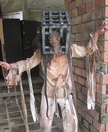 Jackal of 13 Ghosts Homemade Costume