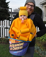 Jackaroni and Cheese Homemade Costume