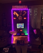 Jackpot Slot Machine Homemade Costume