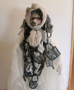 Jacob Marley Homemade Costume