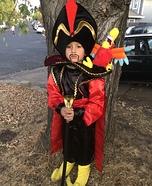 Jafar Homemade Costume