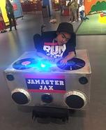Jam Master Jax Homemade Costume