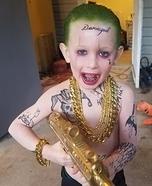 Jared Leto Joker Homemade Costume