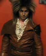 Jareth the Goblin King Costume DIY