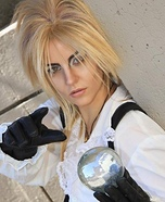 Jareth the Goblin King Homemade Costume