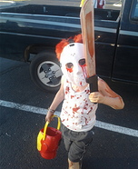 Jason Homemade Costume