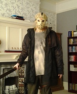 Jason Voorhees Friday the 13th Halloween Costume