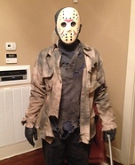 Jason Voorhees Friday the 13th Costume DIY