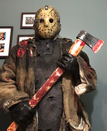 Jason Vorhees Homemade Costume