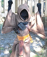 Star Wars movie Jawa Costume