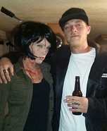 Jax and Tara Homemade Costume