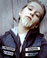 Jax from Sons of Anarchy Homemade Costume