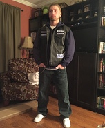 Jax Teller Homemade Costume