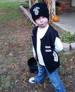 Jax Teller Costume for Boys