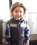 Jax Teller from SOA Homemade Costume