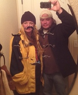 Jay and Silent Bob Homemade Costume