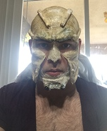 Jeepers Creepers Homemade Costume