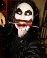 Jeff the Killer Halloween Costume
