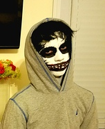Jeff the Killer Costume for Boys