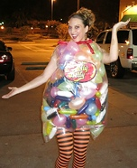 Jelly Belly Jelly Beans Homemade Costume