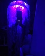 Jelly Fish Homemade Costume