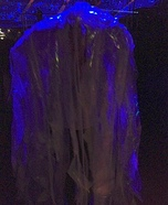 Jellyfish Costume Umbrella