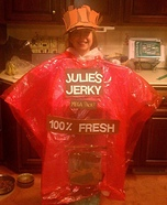 Jerky Girl Costume