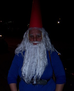 Jerome the Gnome Halloween Costume