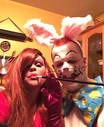 Jessica and Roger Rabbit Couple Costume