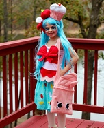 Jessicake Shopkins Doll Homemade Costume
