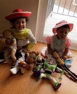 Jessie & Bo Peep Costume