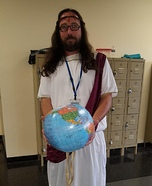 Jesus Homemade Costume