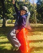 Jet Pack Boy Homemade Costume