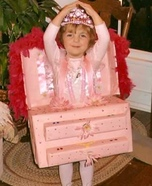 Jewelry Box Ballerina Homemade Costume