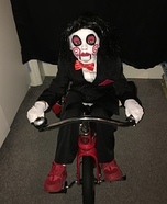 Jigsaw Homemade Costume