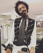 Jimi Hendrix Homemade Costume